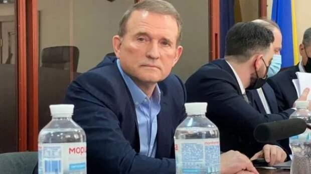 Виктор Медведчук отправлен под домашний арест