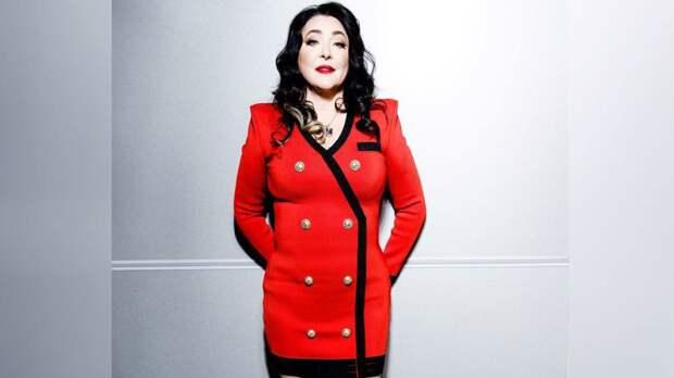 Лолита заявила о готовности стать иконой ЛГБТ