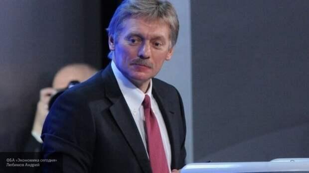 Песков считает недостаточным взаимодействие ОЗХО с РФ по делу Навального