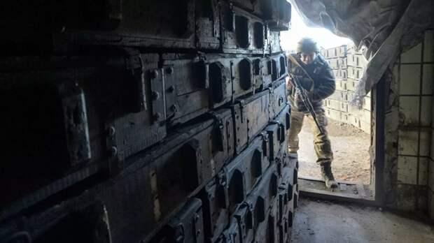 В ДНР обвинили ВСУ в миномётном обстреле территории республики