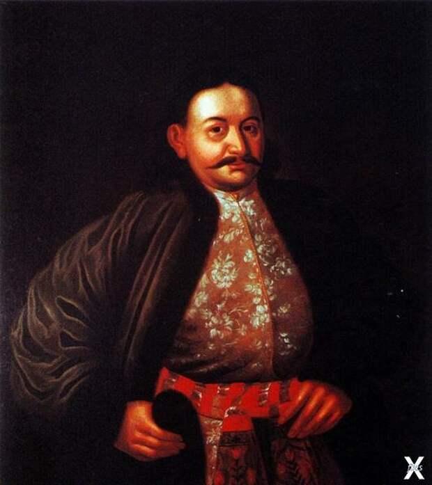 Фёдор Ромодановский (1686−1717)