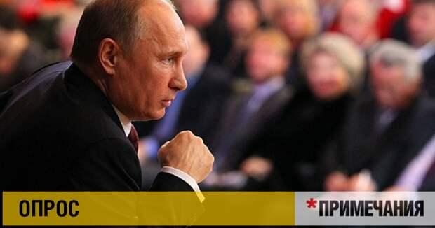 Вопросы, которые не дали бы услышать Путину