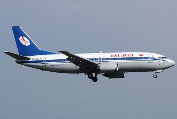 Польша объяснила ситуацию с разворотом самолёта «Белавиа»
