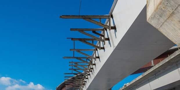 К концу 2022 года планируется завершение строительства Северо-Восточной хорды