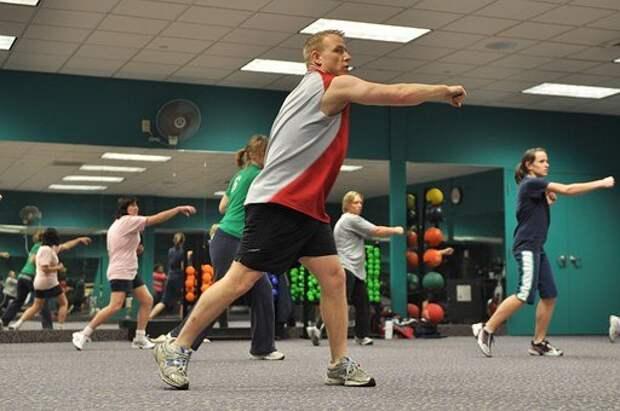 Тренажерный Зал, Фитнес, Спорт