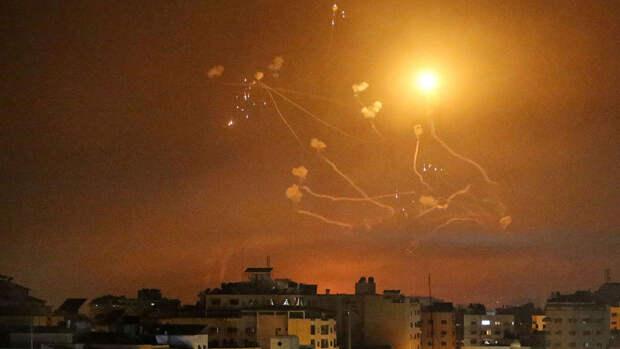 По Израилю из сектора Газа с начала эскалации было выпущено 1800 ракет