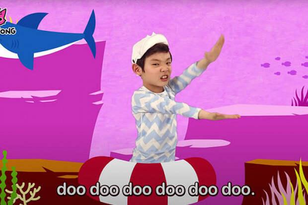 Детская песня обогнала хитDespacito наYouTube