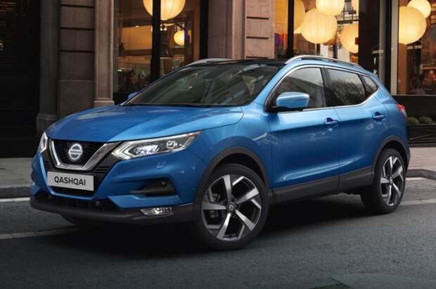 Новый Nissan Qashqai: впечатляет даже самых требовательных.
