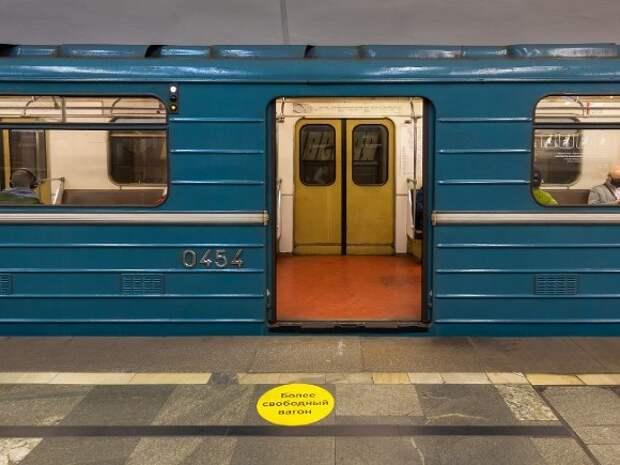 Пьяный бомж ранил подростка ножом в московском метро