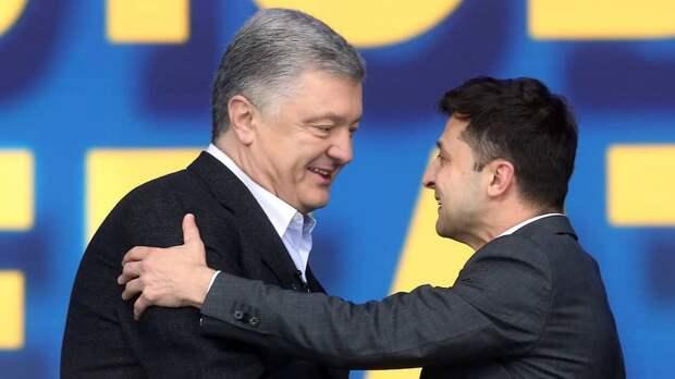 Начальство украинское надувается от гордости, как жаба на болоте