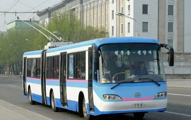 Автопром КНДР автозавод, автопром, кндр, трамвай, троллейбус