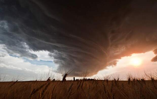 8 красивейших фото природы, которая злится