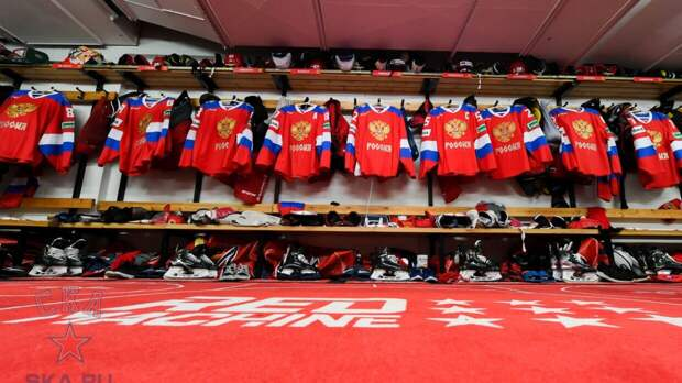 Семь игроков НХЛ вошли в состав сборной России на ЧМ-2021