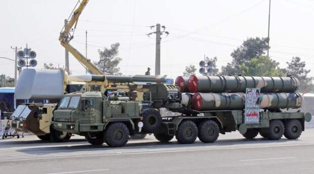 Иран начал срочно развертывать полученные из России ЗРК С-300