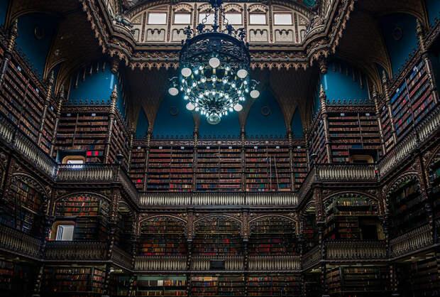 20 красивейших библиотек мира