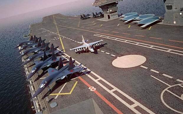 Другие задачи: почему России не нужны авианосцы
