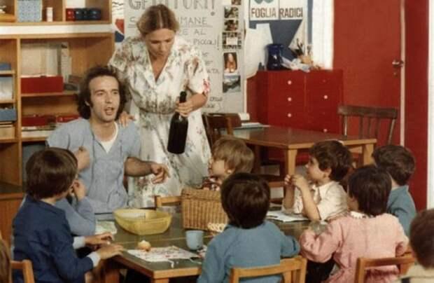 Итальянские комедии 70-80-х прошу убежища