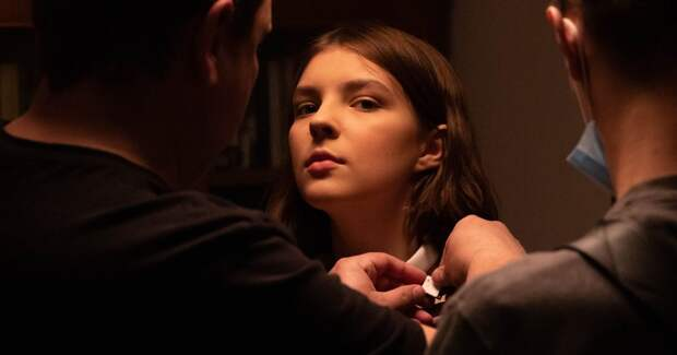 16-летняя дочь Цыганова снимается в сериале «Паромщица»