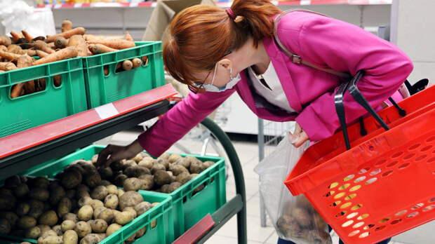 Овощи и яйца подорожали в России в апреле