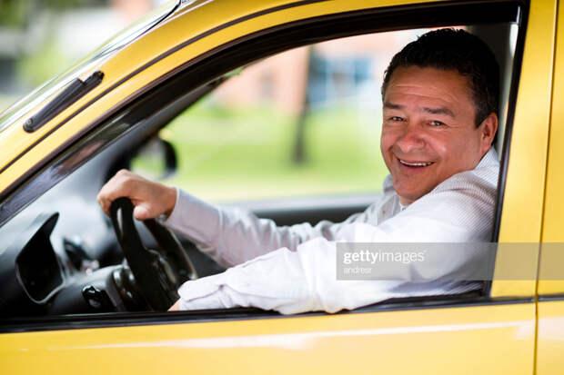 О шокирующих заработках столичных таксистов