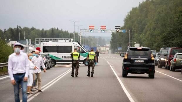 Белорусские пограничники устроили перепалку с дипломатами из Литвы на погранпункте