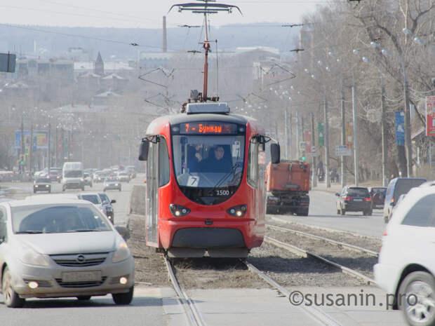 Движение троллейбуса №6 и трамвая №7 в Ижевске возобновят с 18 мая