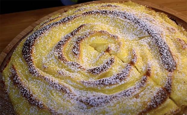 Торт «2 яблока»: готовим без капли масла на обычной сковороде