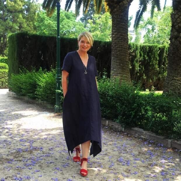 Модные летние платья 2021: 20 стильных образов для женщин 40+