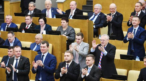 Госдума приняла закон о трехдневном голосовании на выборах