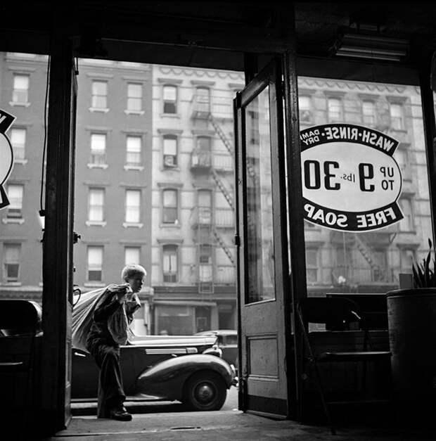 """Стэнли Кубрик и его серия фотографий """"История маленького чистильщика обуви"""""""