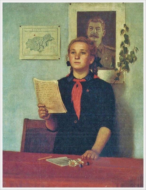 """И.Пыхалов. """"Эпоха Сталина"""". """"Десталинизация в живописи"""""""