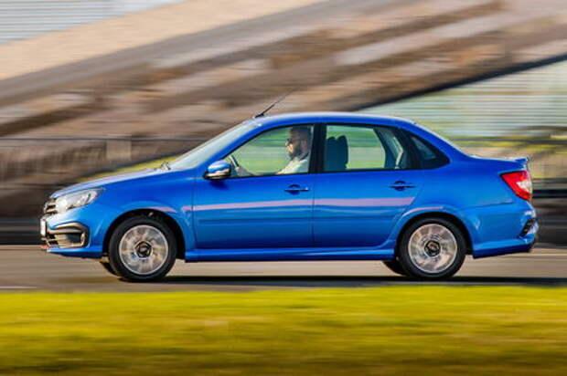 Lada Granta Drive Active: погнали за драйвом