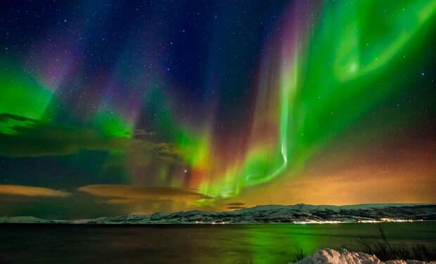 10 восхитительных вещей, которых вынезнали осеверном сиянии