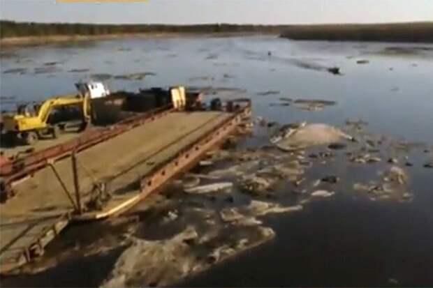 Росприроднадзор сообщил об экологической катастрофе в Коми