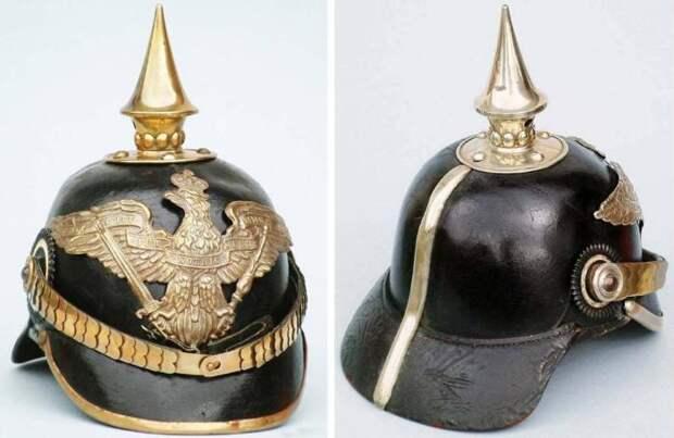 Карл Прусский позаимствовал идею и дизайн каски у Николая I / Фото: pokazuha.org