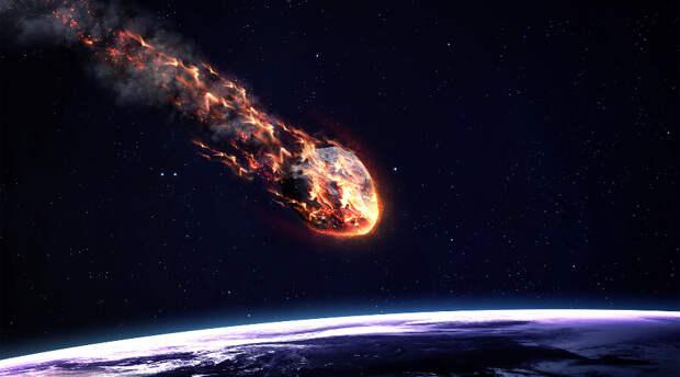 Российские ученые обнаружили у Мертвого моря метеоритный минерал