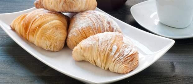 Кудрявая слойка неаполитанская. Необычная выпечка для любителей пробовать новые рецепты 10