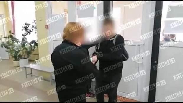 В школе, принявшей учеников 175-й гимназии Казани, усилили охрану