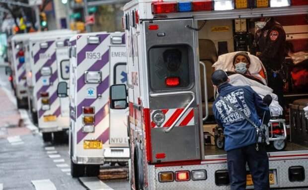 Эксперт: Власти США занижают число погибших от Covid-19 в стране