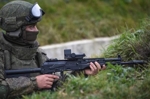 Уже поступает в войска. |Фото: warfiles.ru.