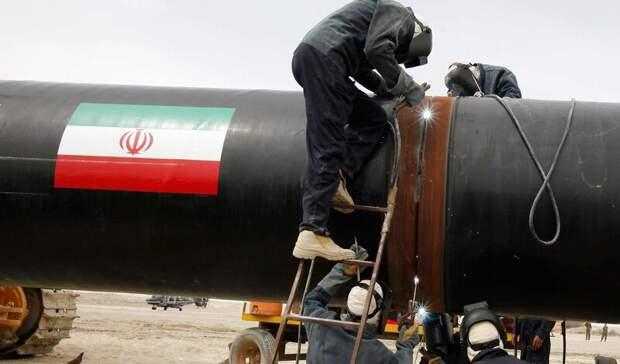 Газопровод изИрана вТурцию остановится наплановый ремонт