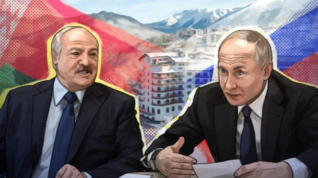 СМИ сообщили, когда Лукашенко в третий раз посетит Россию