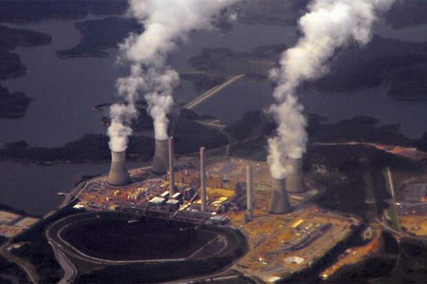 КНР может пустить Парижское соглашение по климату под откос?