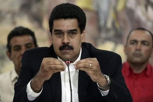 Мадуро, Венесуэла