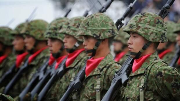 """Японцы приготовились """"выбросить белый флаг"""" в случае войны США с КНР"""