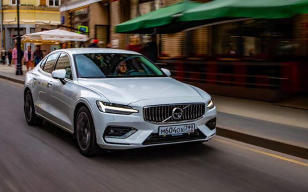 Новый Volvo S60: много плюсов и 4 минуса (не считая цену)