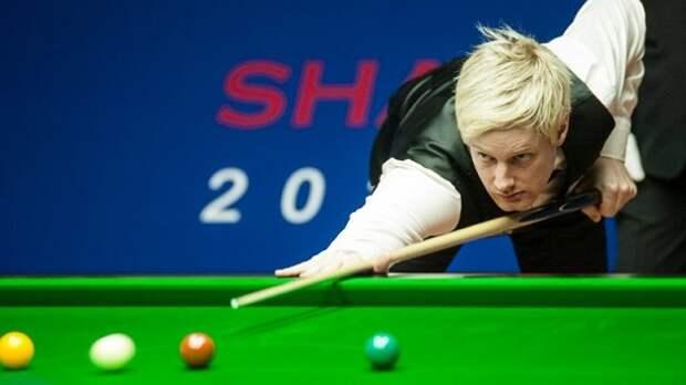 Нил Робертсон пропустил квалификацию турнира World Open 2019