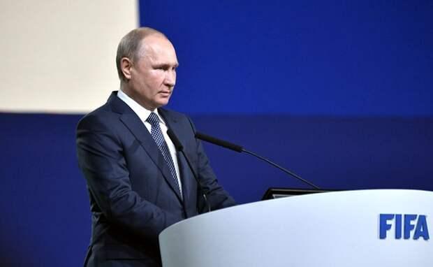 Путин начал Прямую линию с ответа на вопрос о нацпроектах