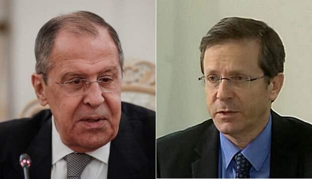 Герцог в разговоре с Лавровым выразил тревогу: «Покончат с ковидом — возьмутся за евреев»
