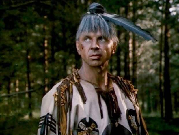 Вождь ирокезов из фильма «Зверобой», актер месяц пролежал у себя дома всеми забытый